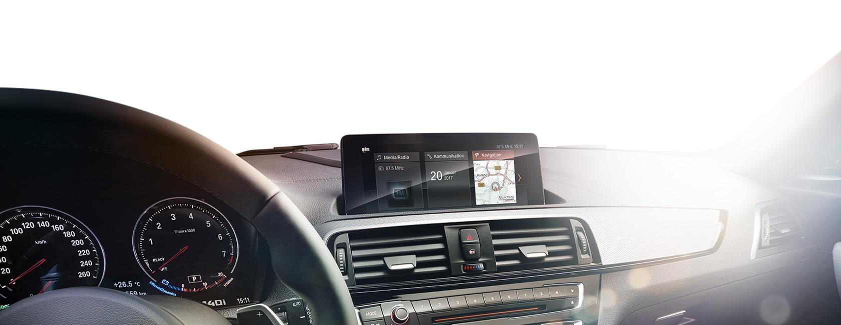 BMW 1 Serisi Lounge Atmosferi