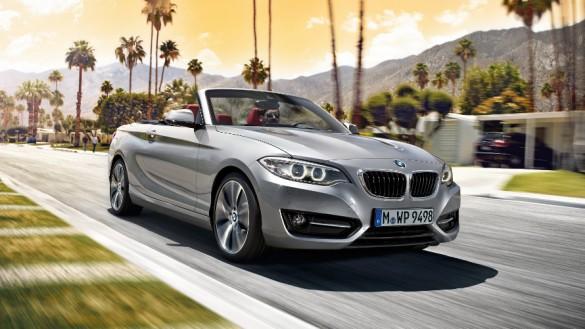 BMW 2 Serisi Cabrio Tasarım