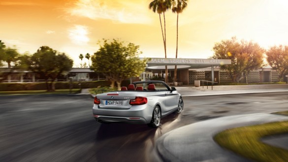 BMW 2 Serisi Cabrio Surus Dinamikleri