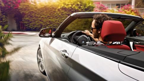 BMW 2 Serisi Cabrio Konfor ve Guvenlik