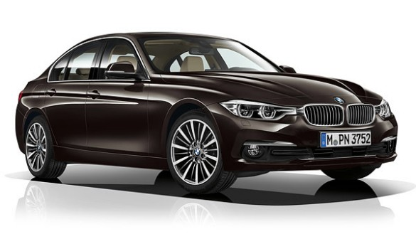 BMW 3 Serisi Sedan Luxury Line