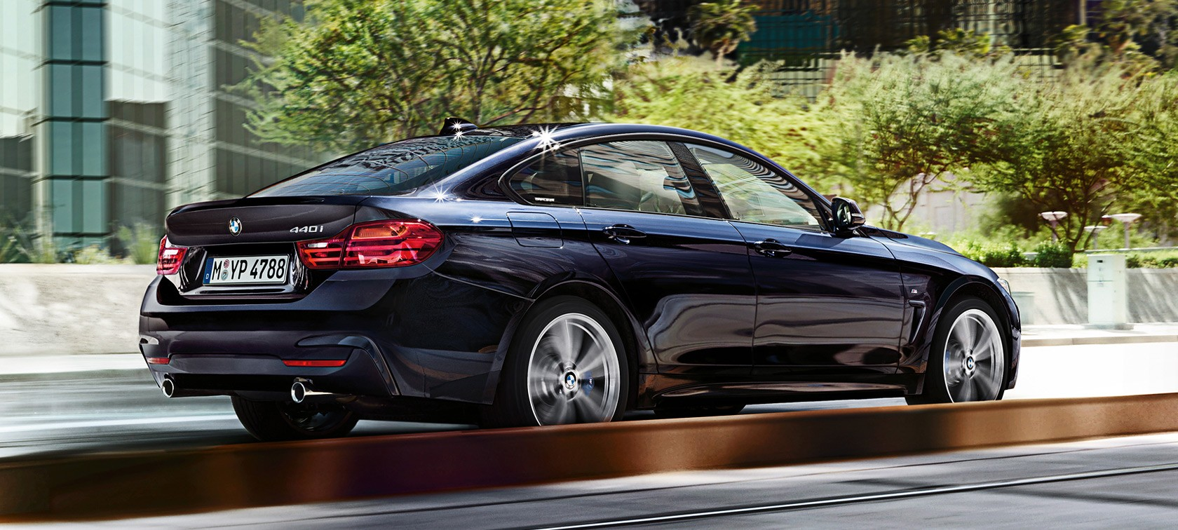 BMW 4 Serisi Gran Coupe Line'lar ve Donanaim