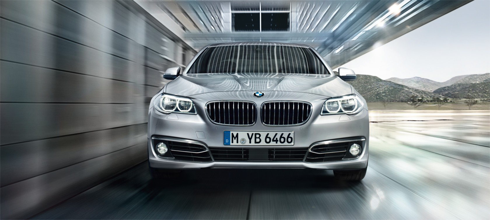 BMW 5 Serisi Sedan Line'lar ve Donanim