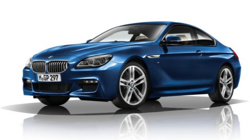 BMW 6 Serisi Coupe Donanim