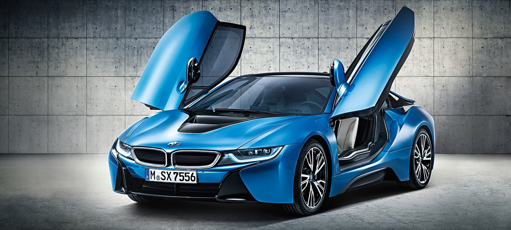 BMW i Serisi i8 Pure Impulse
