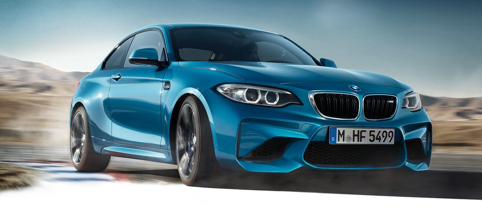 BMW M Serisi M2 Coupe