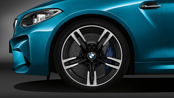 BMW M Serisi M2 Coupe Ic Tasarim