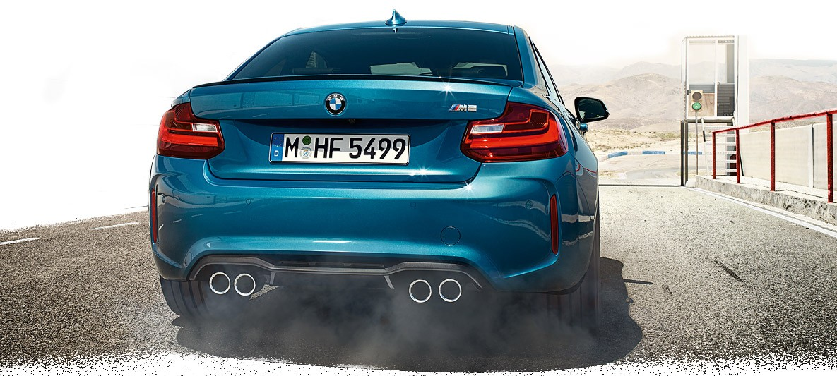 BMW M Serisi M2 Coupe Konfor