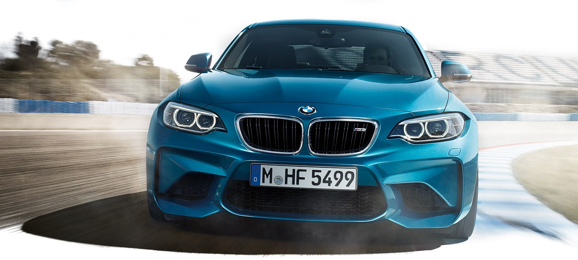 BMW M Serisi M2 Coupe M Power Dunyasi