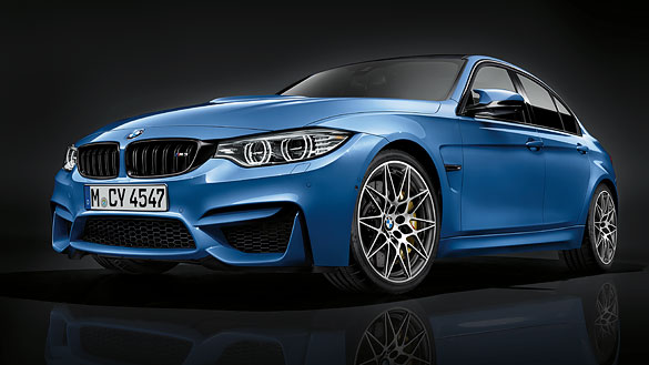 BMW M Serisi M3 Sedan Competition Paket