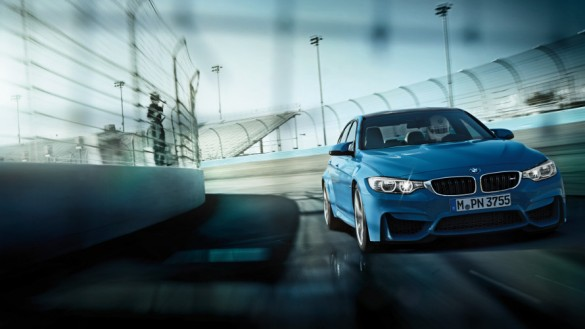 BMW M Serisi M3 Sedan Adaptif M Suspansiyon