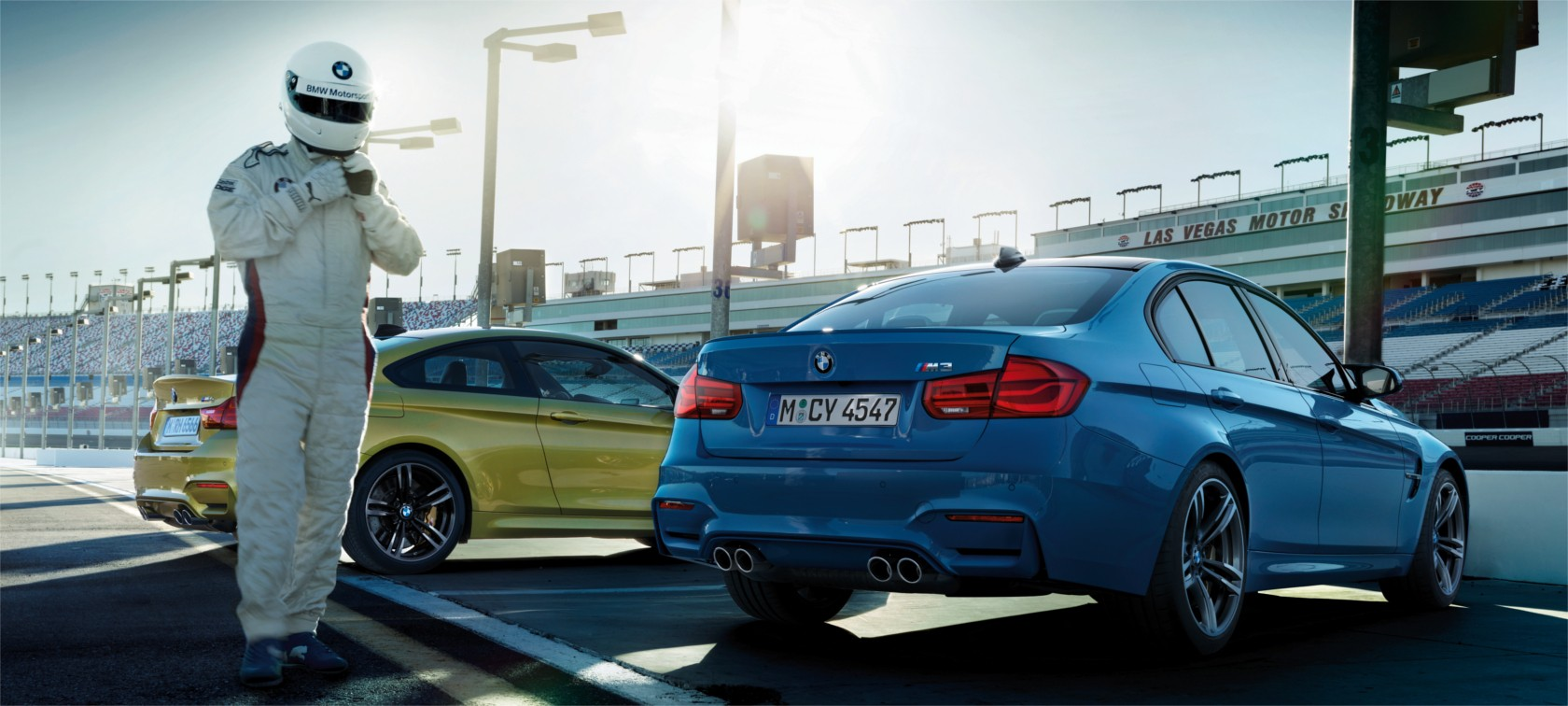 BMW M Serisi M3 Sedan M Power