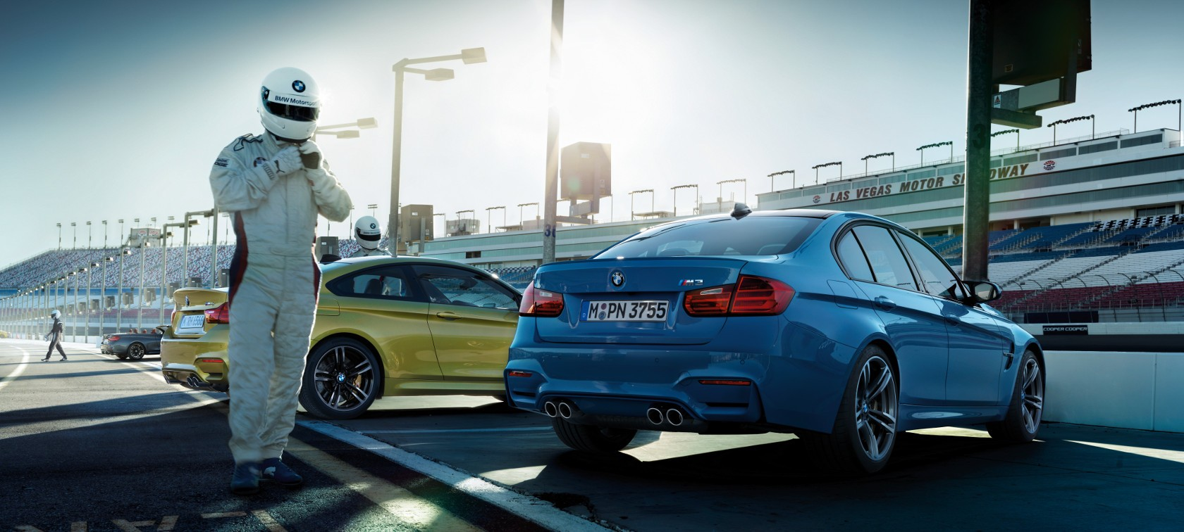 BMW M Serisi M4 Coupe M Power