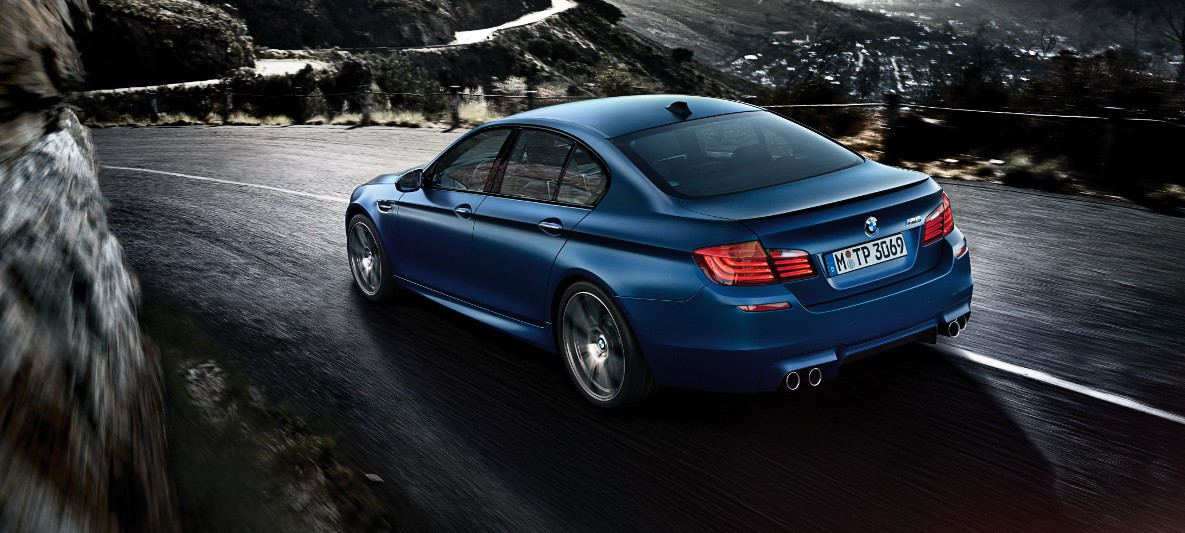BMW M Serisi M5 Sedan Guvenlik ve Konfor