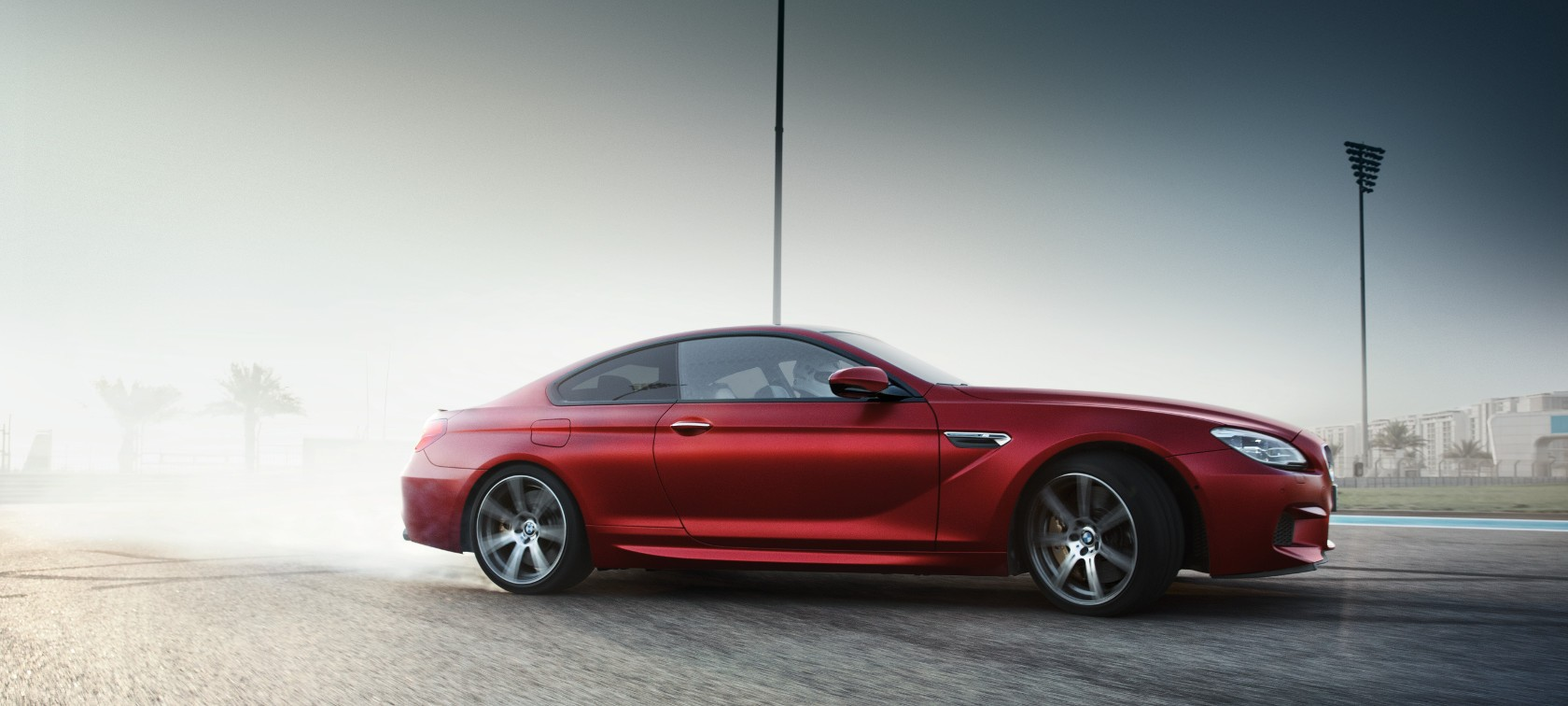 BMW M Serisi M6 Coupe