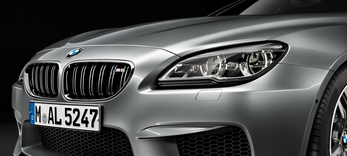 BMW M Serisi M6 Gran Coupe Adaptif Led Farlar