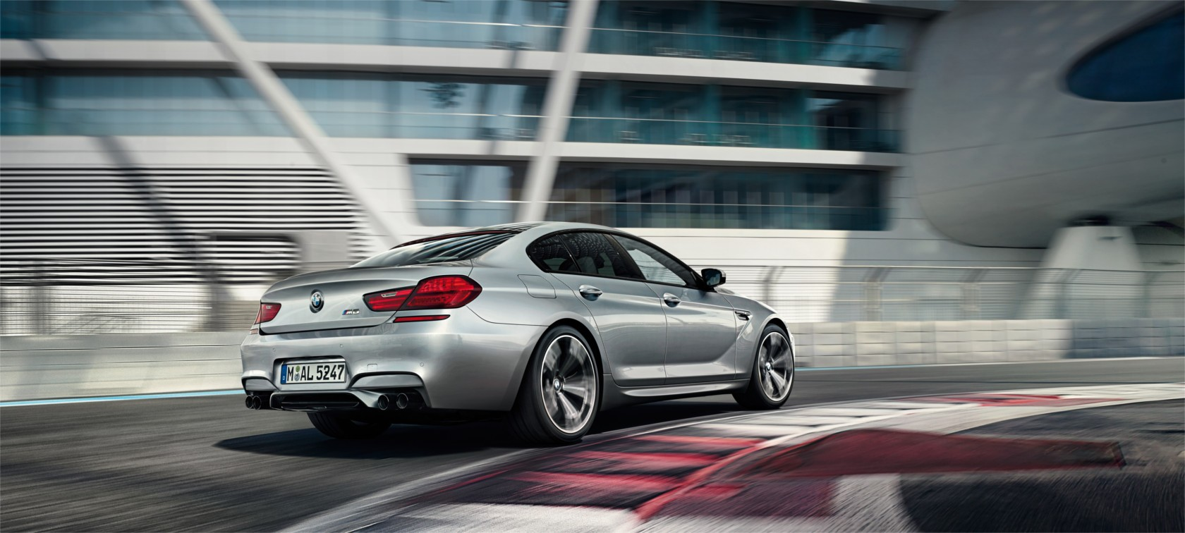 BMW M Serisi M6 Gran Coupe M Power