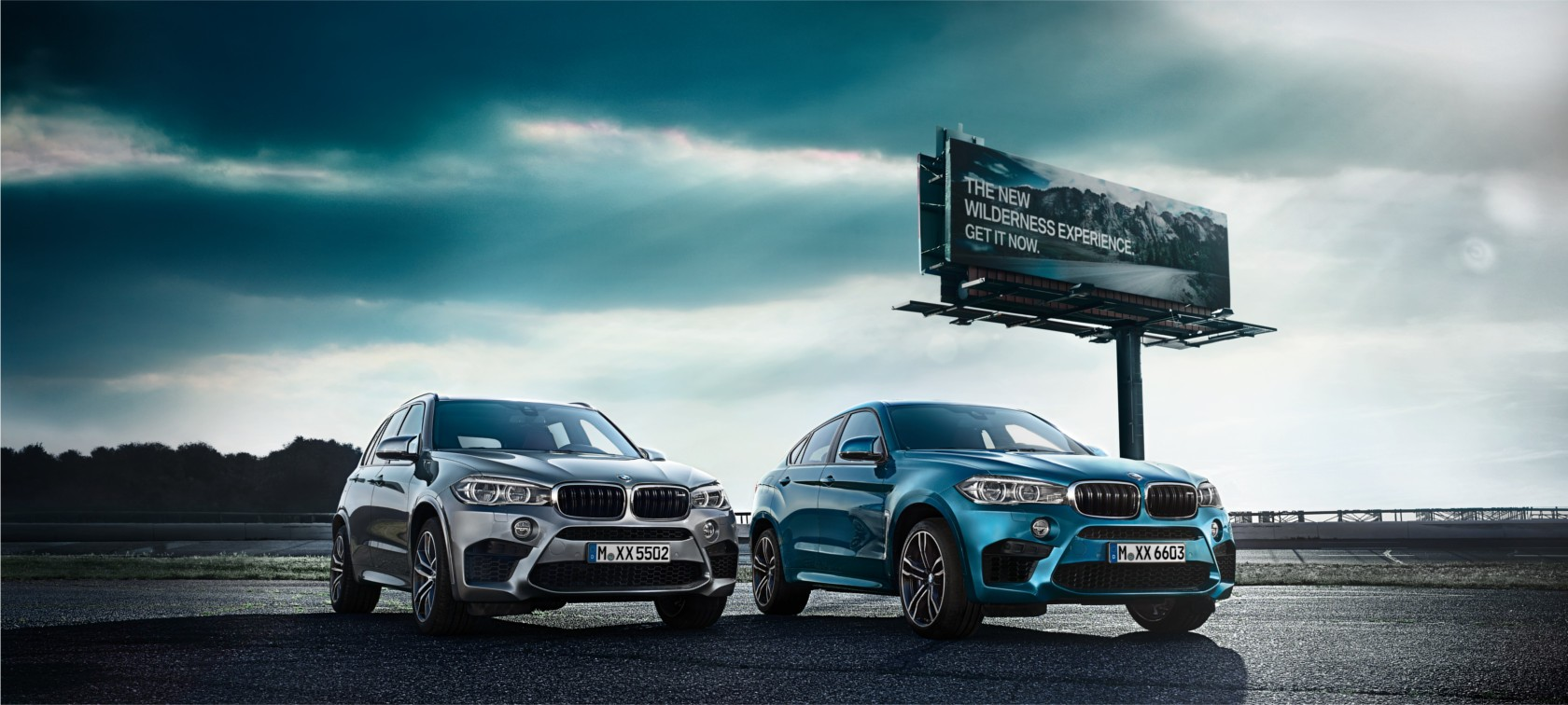 BMW M Serisi X5M M Power Dunyasi
