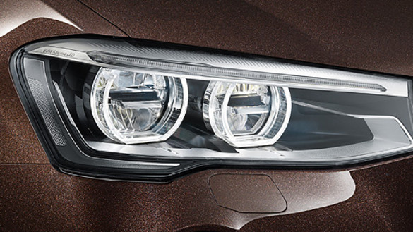 BMW X Serisi X3 Led Far Tasarimi