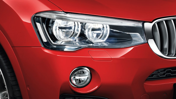 BMW X Serisi X4 Adaptive Led Farlar
