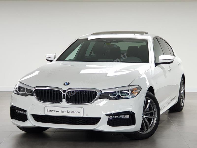 2018 Bmw 520i Satılık Beyaz Alp Kullanılmış Otomobil 2 El Kosifler