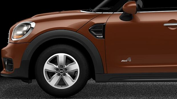MINI Countryman ALL4 Logosu