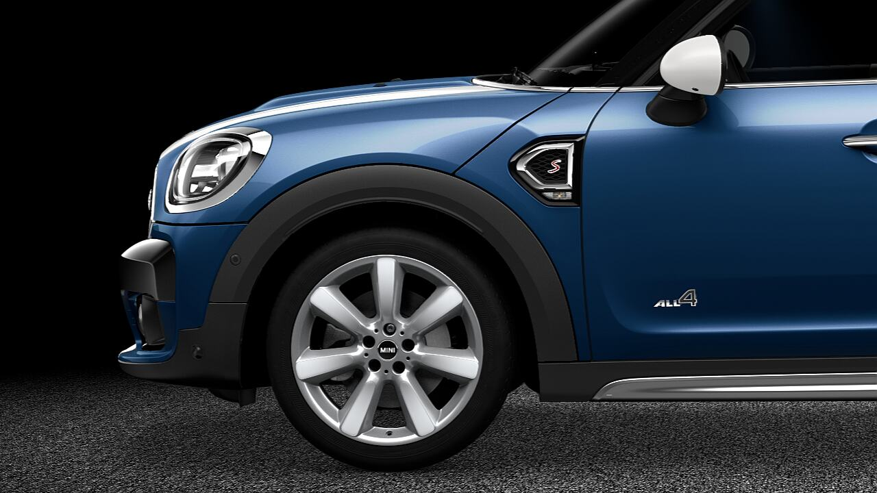 MINI Countryman Edge Spoke Hafif Alasim Jantlar