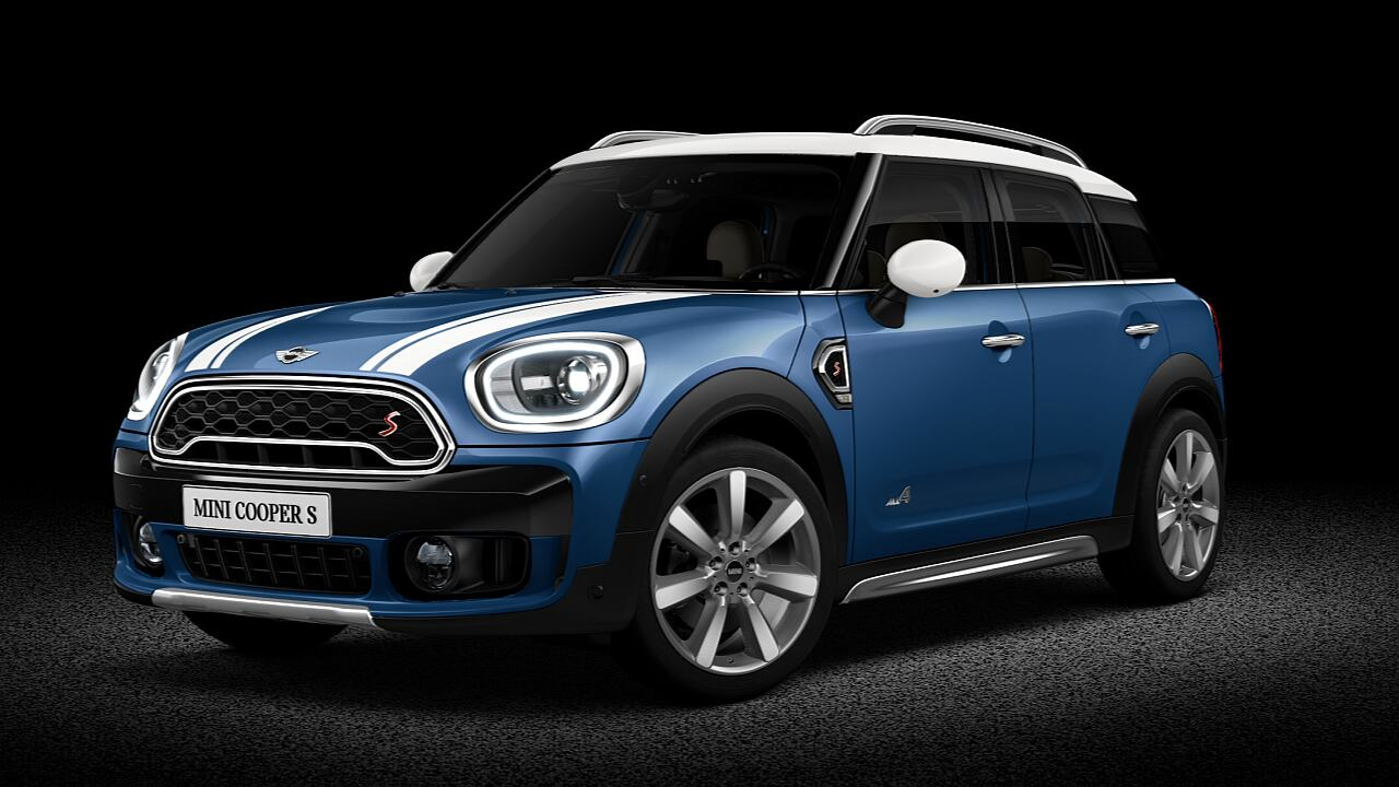 MINI Countryman ALL4 Dis Gorunum Peketi