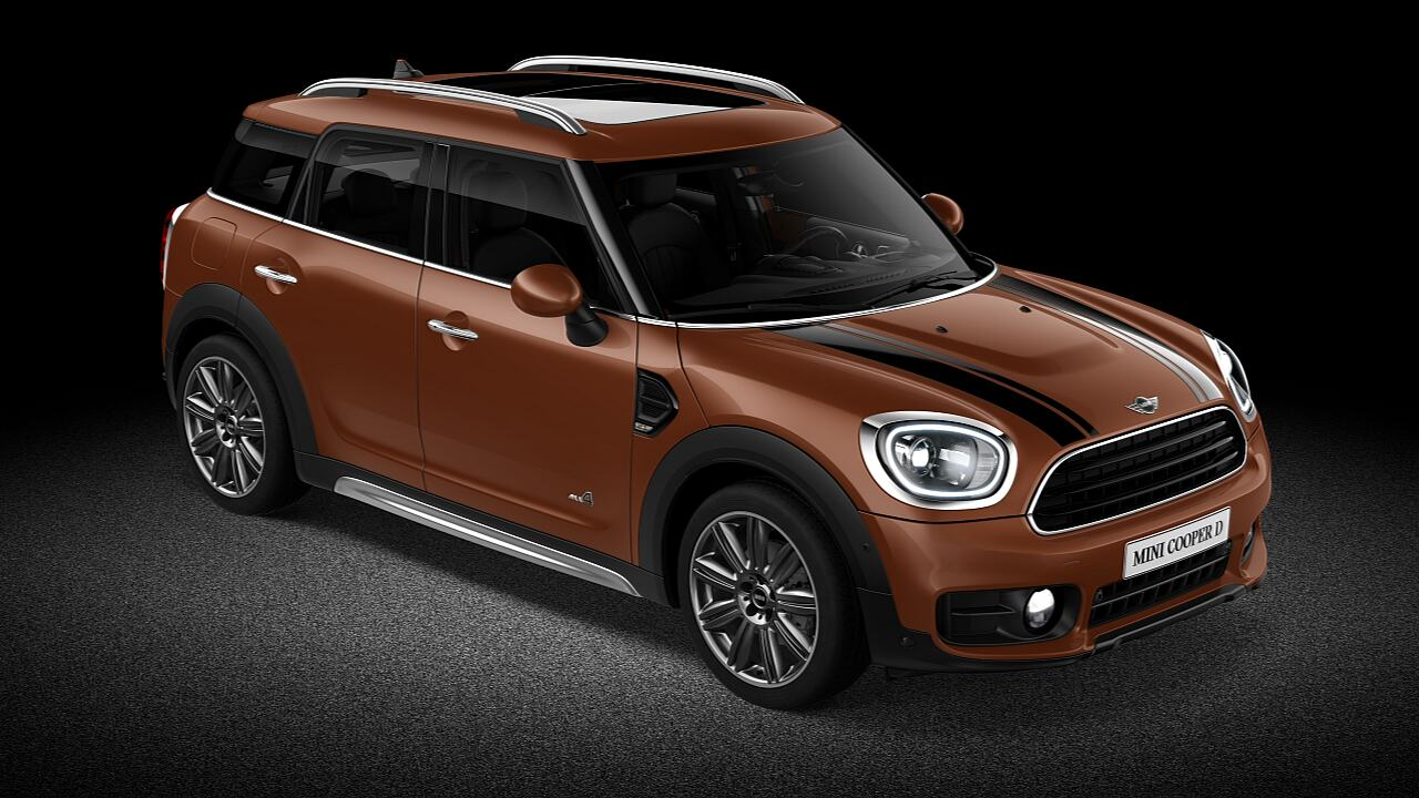 MINI Countryman Chestnut Govde Rengi