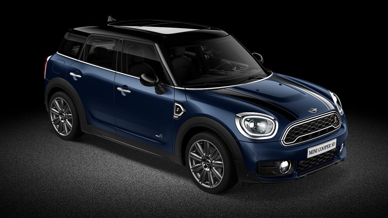 MINI Countryman MINI Yours LapisLuxury Blue