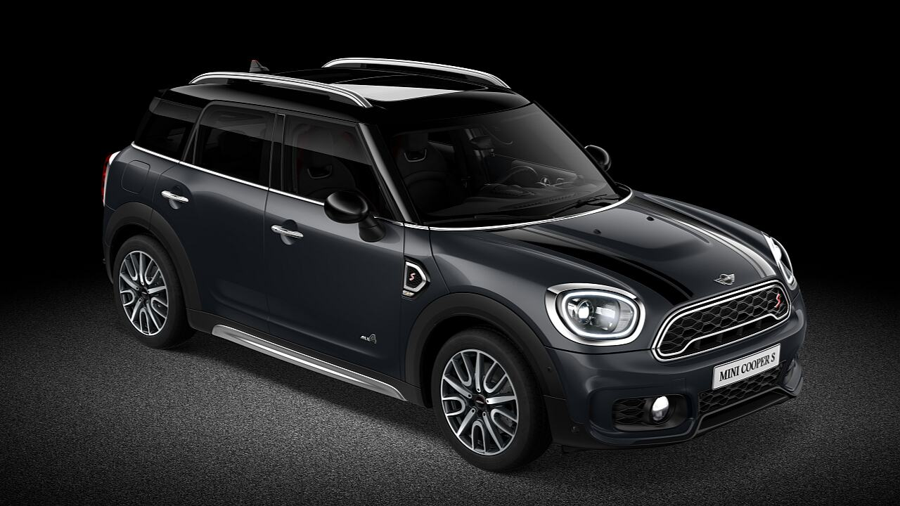 MINI Countryman Jcw Chili Donanimi