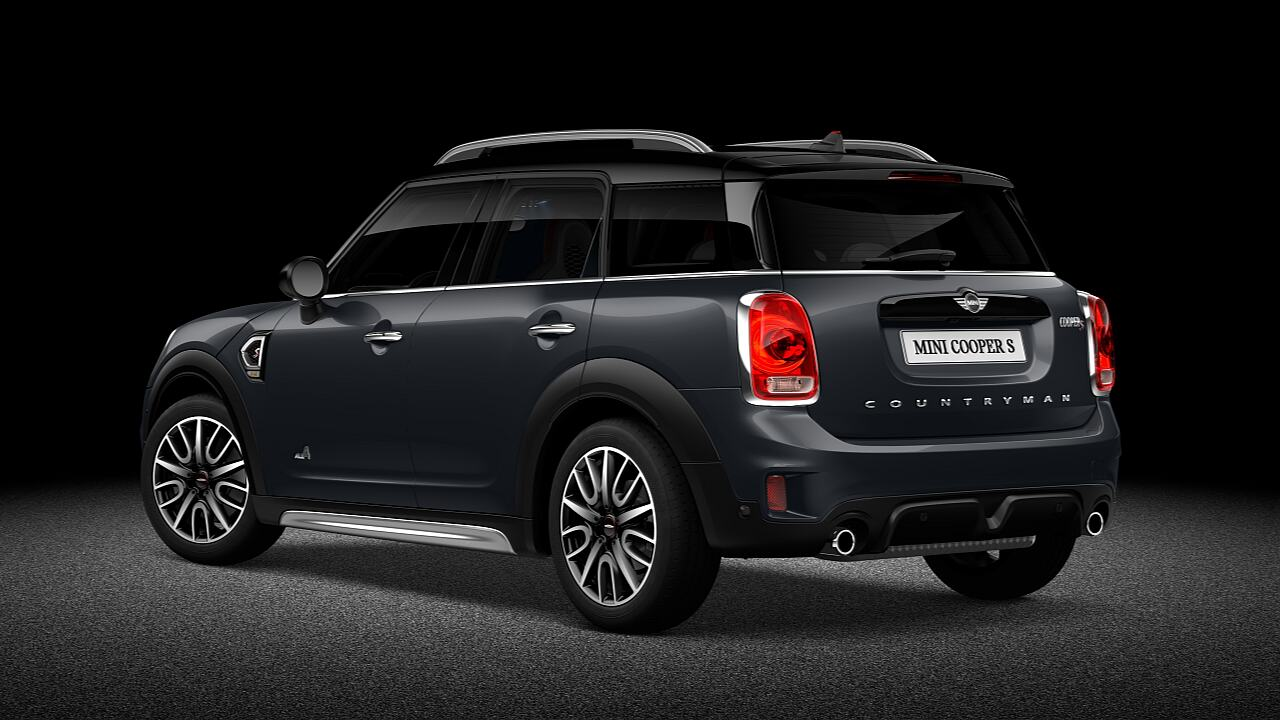 MINI Countryman Aerodinamik Kiti