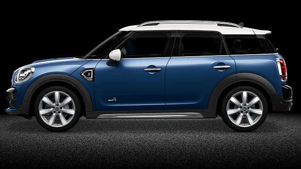 MINI Countryman ALL4 Optik Dis Gorunum Paketi