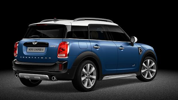 MINI Countryman Guclu Tasarim